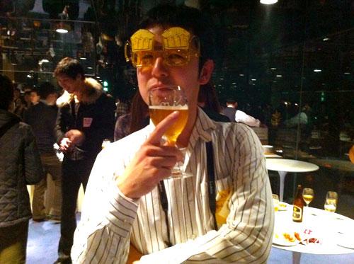 麦酒男こと、タカバシさんの写真