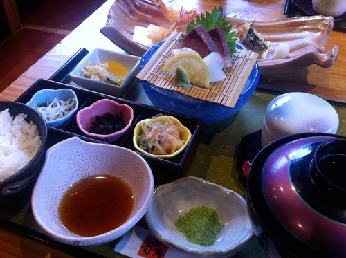 和歌山のご飯はおいしい!!
